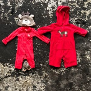 Adorable baby holiday outfits!